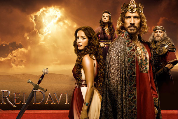 Baixar Rei Davi S01E18 HDTV AVI 720p RMVB