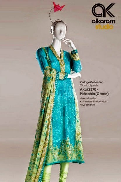 Alkaram Joy of Spring 2014 Designs