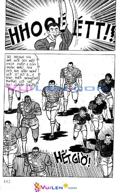 Jindodinho - Đường Dẫn Đến Khung Thành III Tập 58 page 112 Congtruyen24h