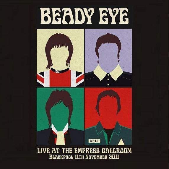 Beady Eye Logo Beady Eye Bootleg