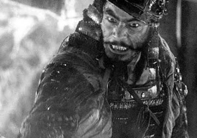 Seven Samurai (1954), Directed by Akira Kurosawa, starring Toshiro Mifune, Japan