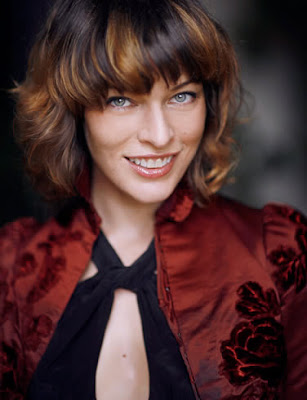 Actress Milla Jovovich Wallpaper-800x600
