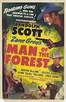 Portada película El hombre del bosque