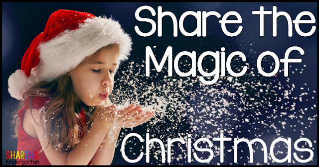 Share the Magic of Christmas ideas and websites