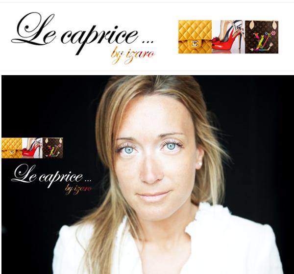 Le caprice by Izaro