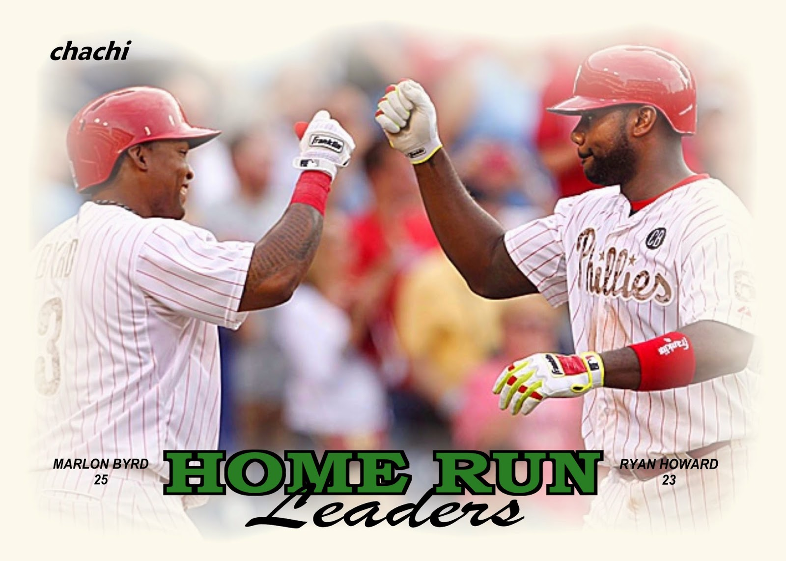 the phillies room 2014 chachi 66 home run leaders   byrd