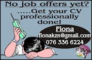 Need A CV ?