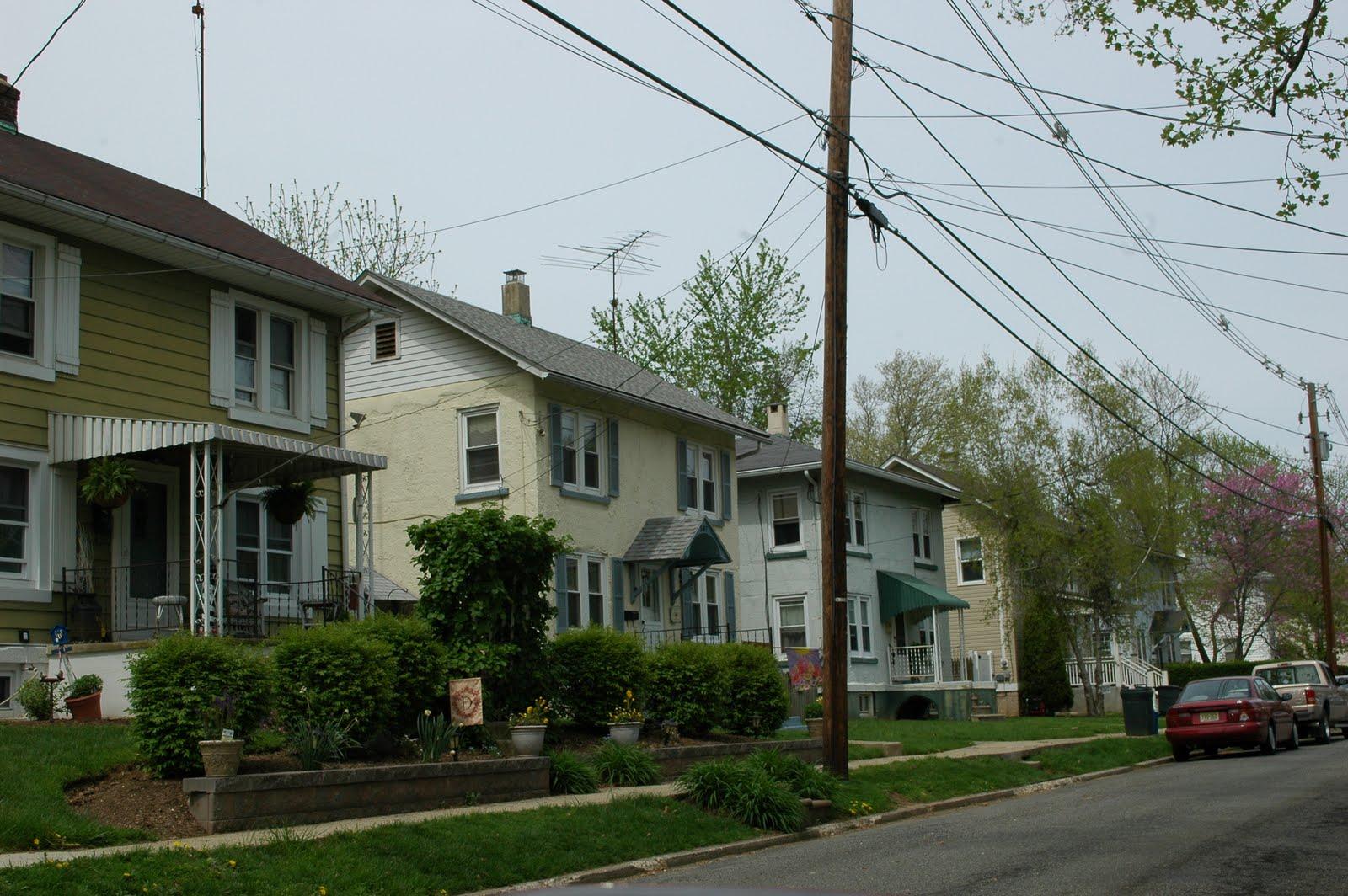 Hidden new jersey visiting phillipsburg 39 s concrete houses for Modern homes nj