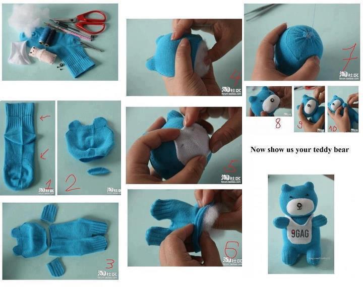 Мягкие игрушки птичПростой сувенир своими руками