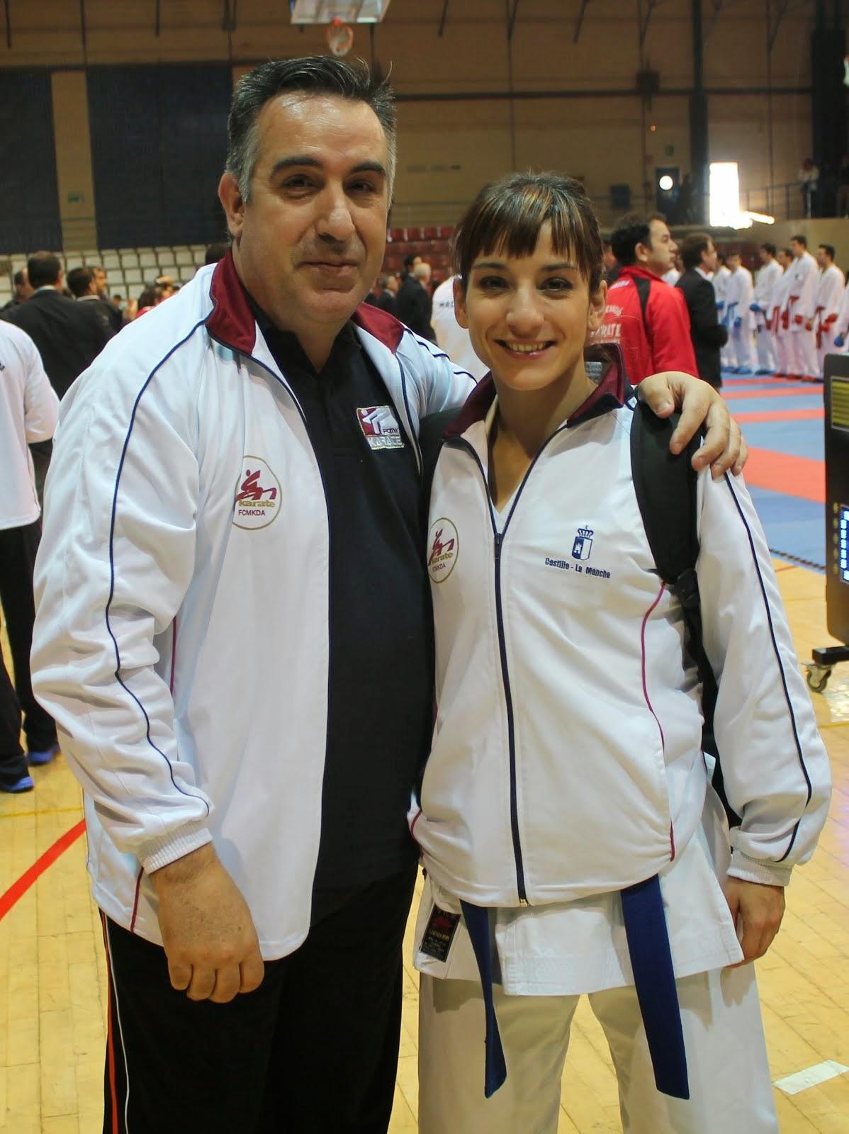 Con mi Sandrita