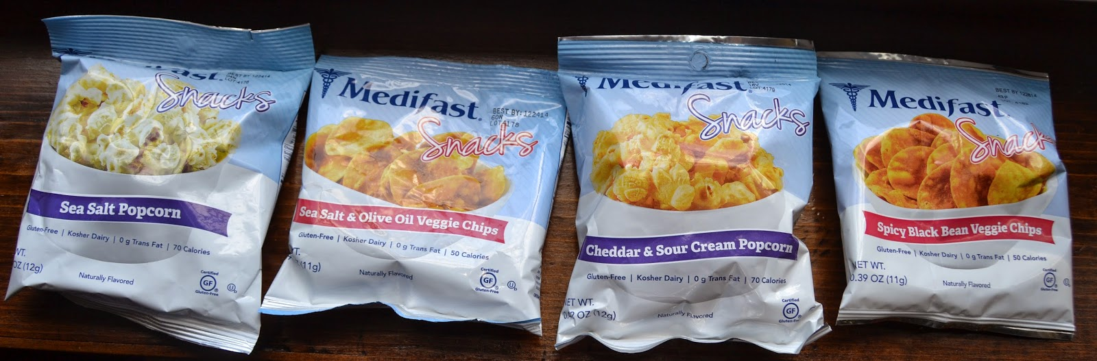 Medifast snacks
