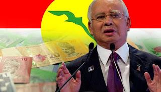 Dana parti hak eksklusif Presiden UMNO