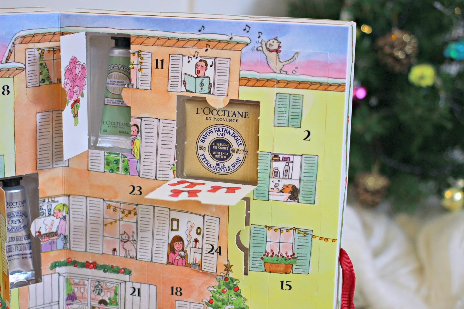 Advent calendar giveaway