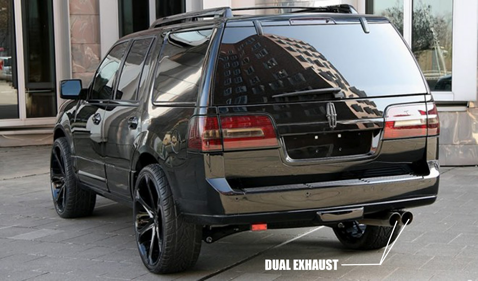 Navigator Front Body Kit Bumper Custom Sarona also  besides White Cadillac Escalade Savini Forged Wheels Sv C Concave White Chrome additionally Lincoln Navigator Body Kit Custom Fenders Sarona Body Kit Spoiler Custom Design New Chrome Mesh Grill Accessories moreover Anderson Germany Customized Lincoln Navigator. on 2002 lincoln navigator custom