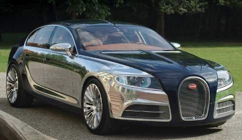 4 Door Bugatti