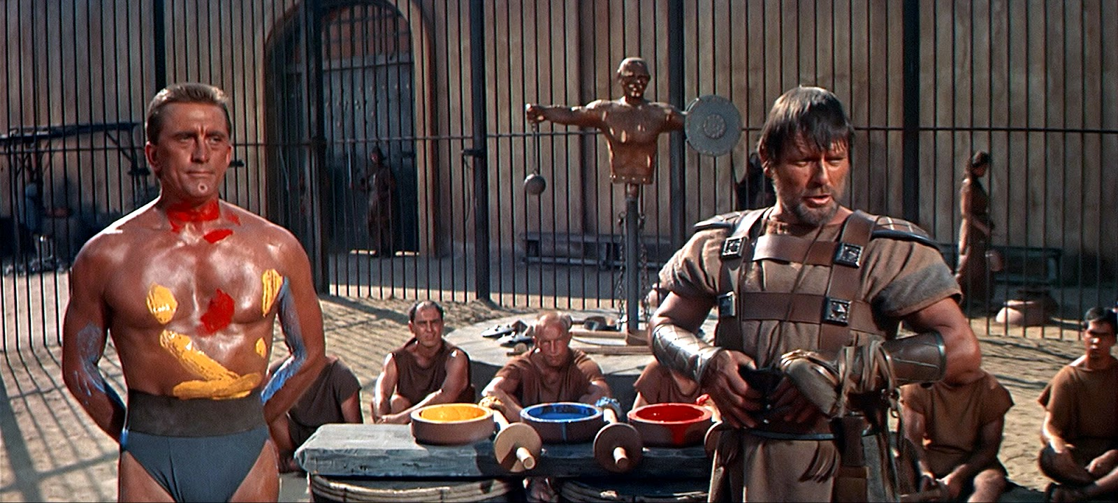 Filme Spartacus within o rato cinéfilo: spartacus (1960)