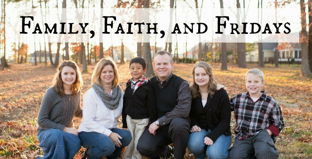 Family, Faith, and Fridays