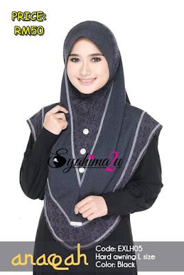 Tudung-Anaqah-Corak-EXLH05