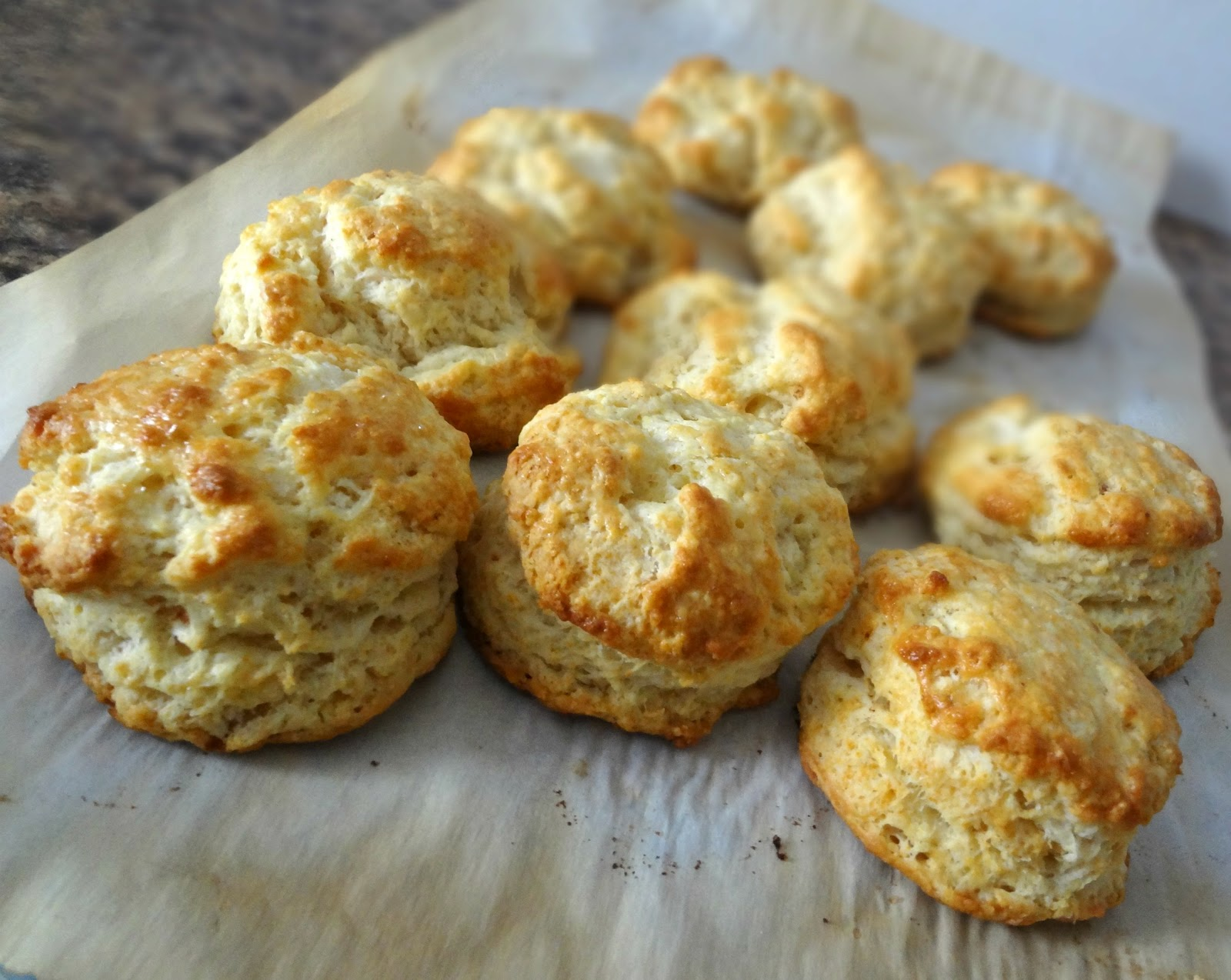 from a cozy kitchen 39 s brown butter buttermilk biscuits