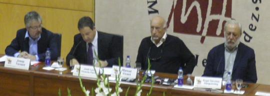 Seminario de Periodismo y Literatura, por Alba Benesiu