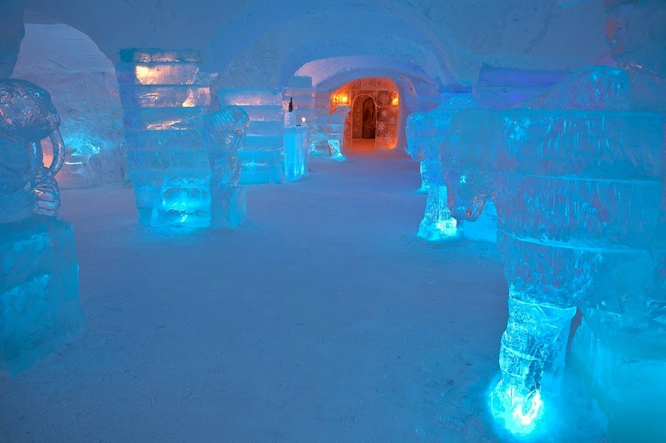 Passion For Luxury Sorrisniva Igloo Hotel Alta Norway A Unique Ice Hotel