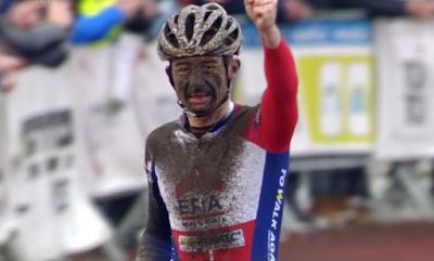 Radomir Simunek Champion de République Tchèque 2016