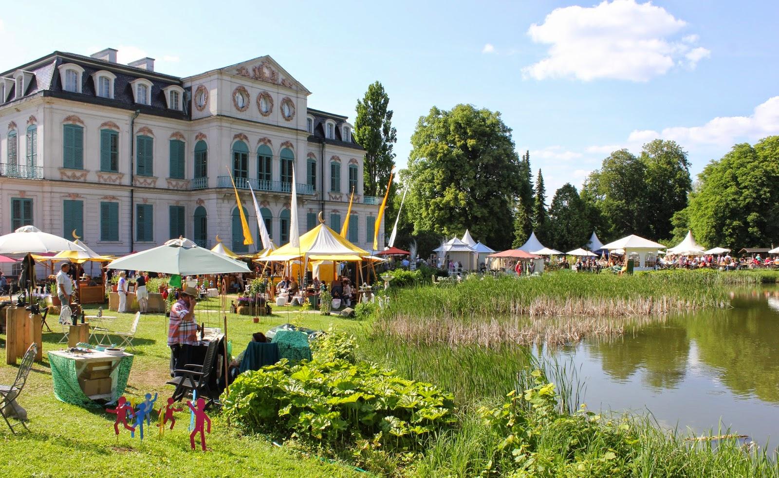 Gartenfest Wilhelmstal Kassel Calden 2014