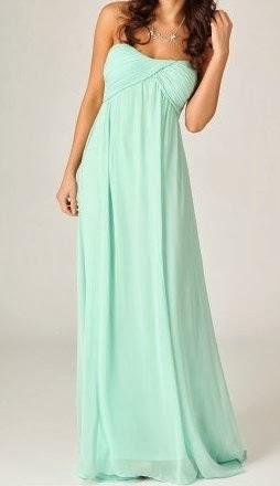vestido mint