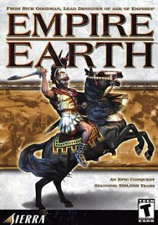 Empire Earth PC Cover