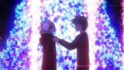 Aku merinding saat melihatmu menggambar manga. Kau mengagumkan. Kau tidak pernah memikirkan hal lain selain manga. Kau seperti hidup hanya untuk itu. Aku tidak dapat mengalihkan pandanganku darimu. Sejak saat itu, aku menyukai bagian itu darimu. Jadi jangan membuatku kecewa. Aku mengawasimu. Aku selalu mengawasimu.