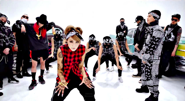 cl's the baddest female mv screencaps #8