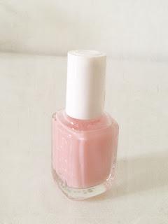 nail polish almost invisible