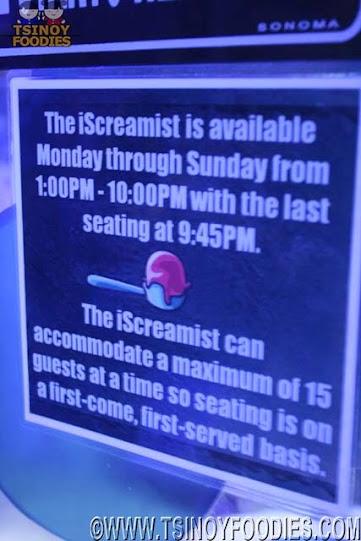 the iscreamist
