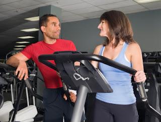 Cara Menghindari Pria Di Tempat Gym