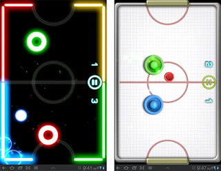 Free Download Sybian S60v5 Game  Glow Air Hockey 2012   Download2014