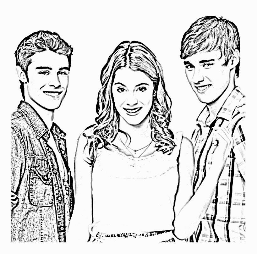 Perfecto Cool Adolescente Para Colorear Molde - Dibujos Para ...