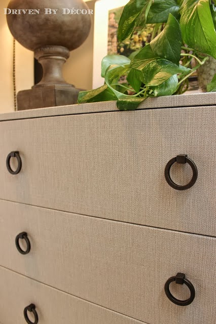 http://www.drivenbydecor.com/2013/11/ikea-hack-fabric-covered-trysil-chest.html