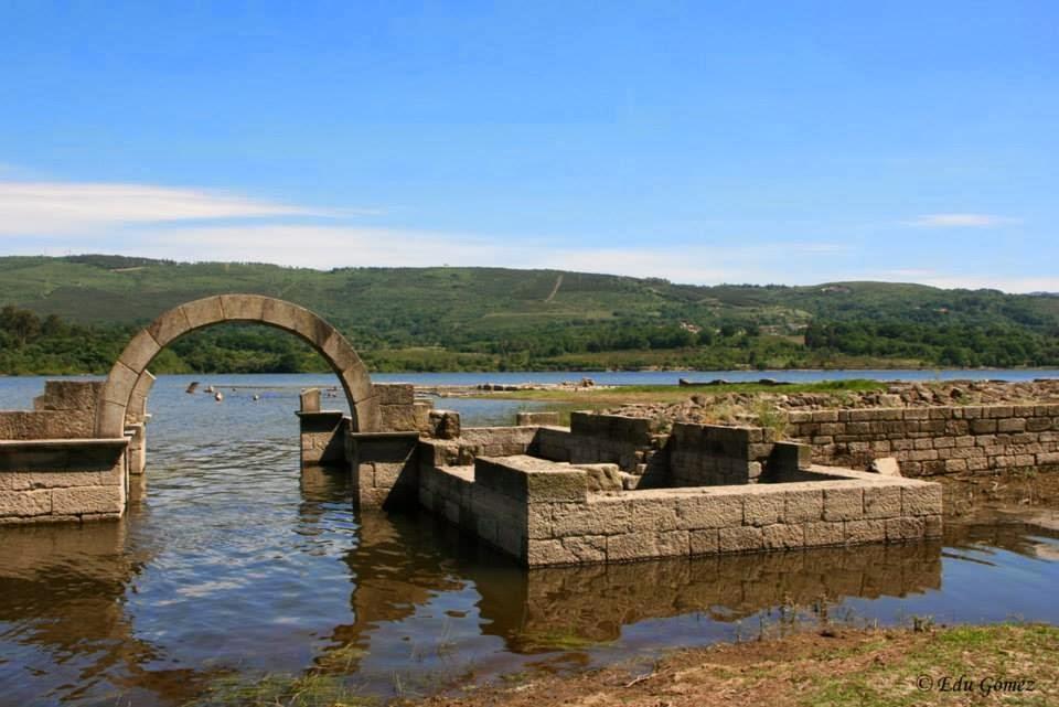 Baños Romanos Ourense:La Magia de las Piedras: Aquis Querquennis (Baños de Bande-Ourense)