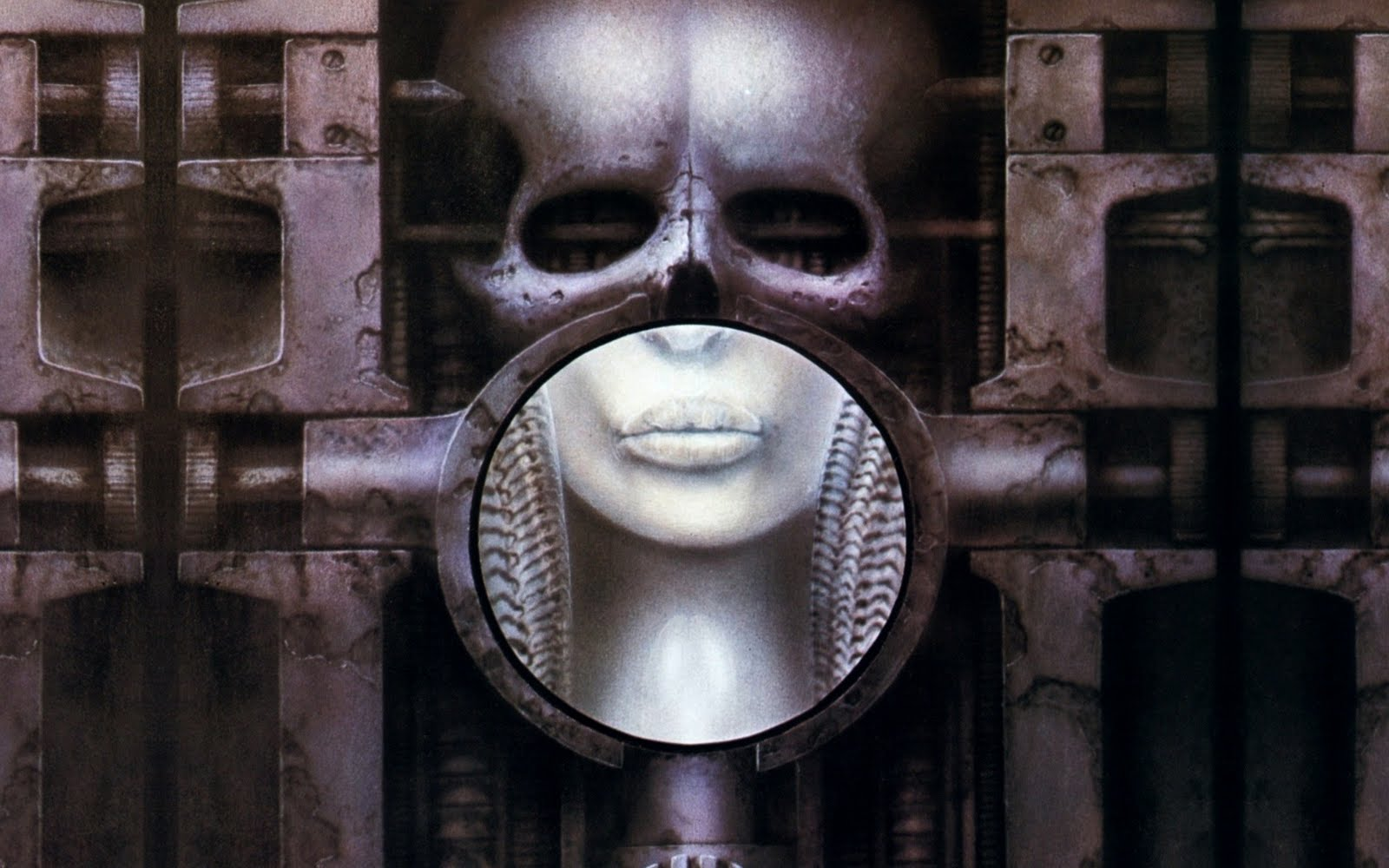 Wallpapers Photo Art: HR Giger Wallpaper, Art Wallpaper