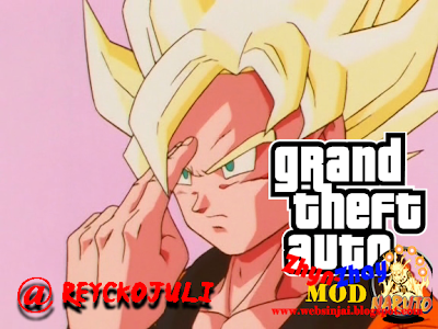 Mod gta Instanly teleport ssj1