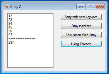 how to show crystal report on button click in c