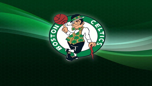Eastern NBA Team Logo Wallpapers for iPhone 5 - Boston Celtics