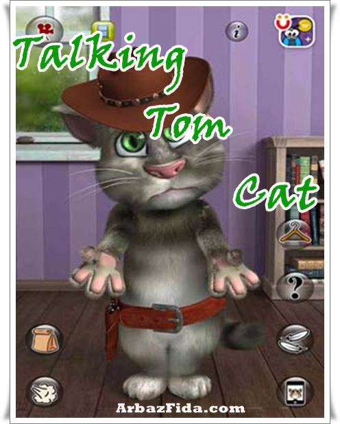 Talking tom cat for windows mobile