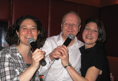 Karaoke king and queens