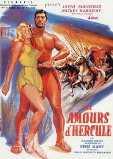 Os Amores de Hércules Dublado