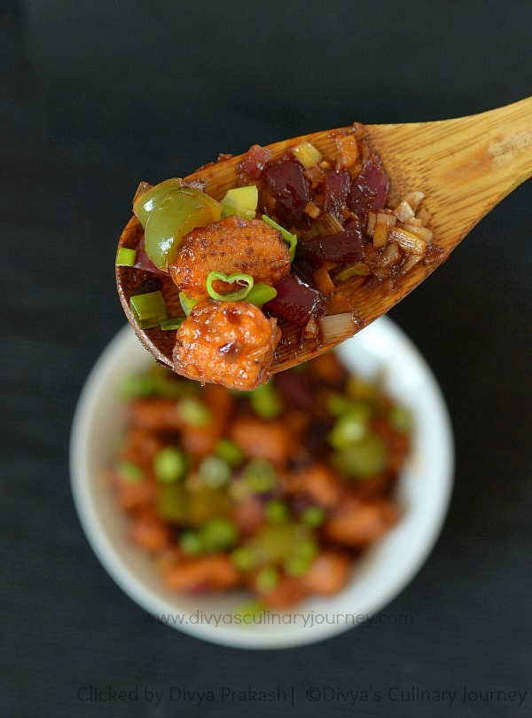 Baby-corn-manchurian-dry-version