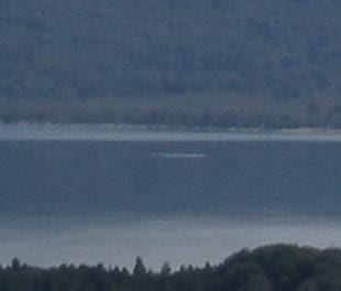 ripple on lake