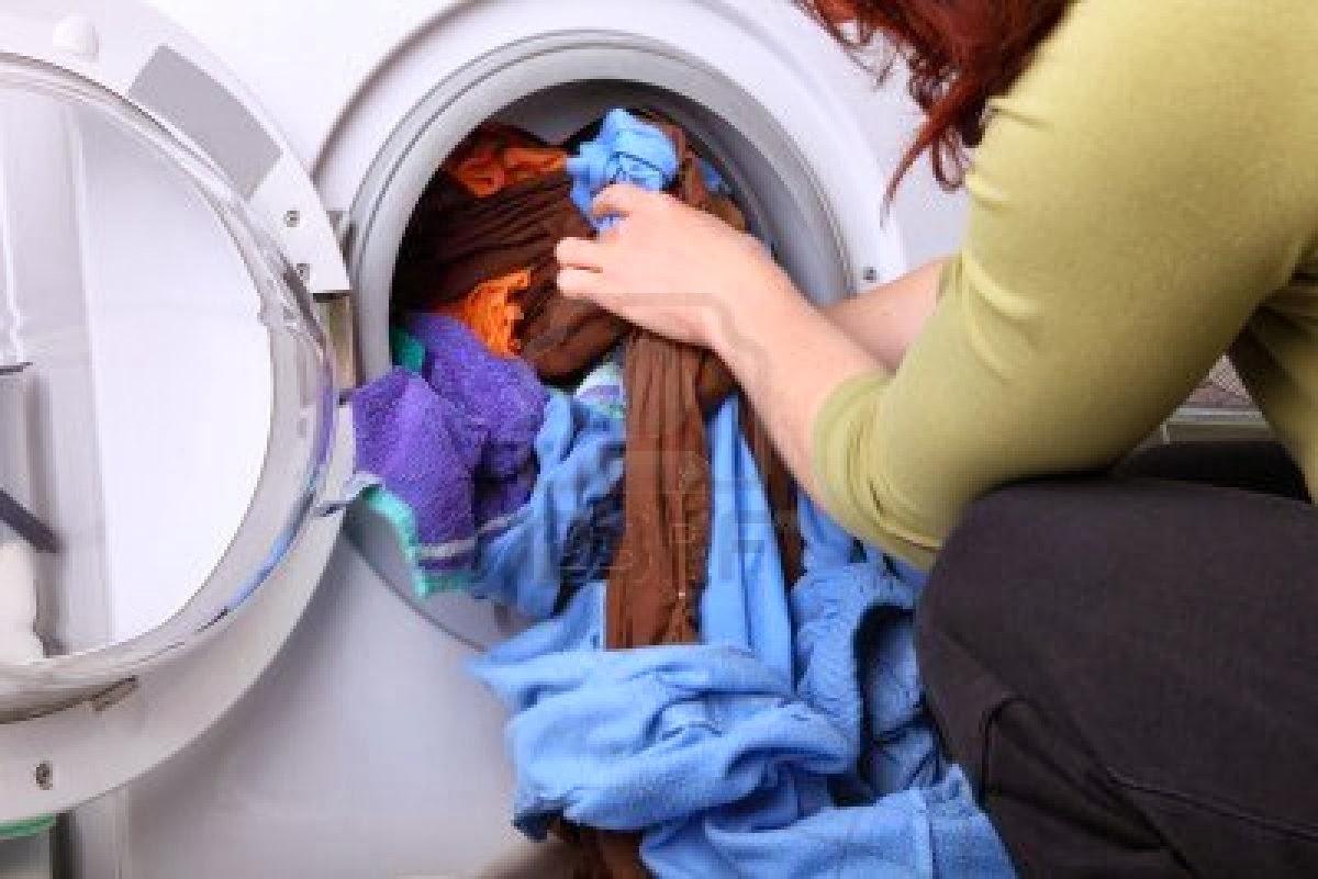 ¿Cómo  trabajar con cargas de ropa con tu lavadora?