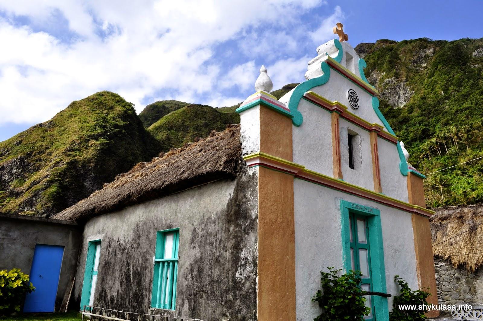 Chavayan Village CHURCH, SABTANG, BATANES
