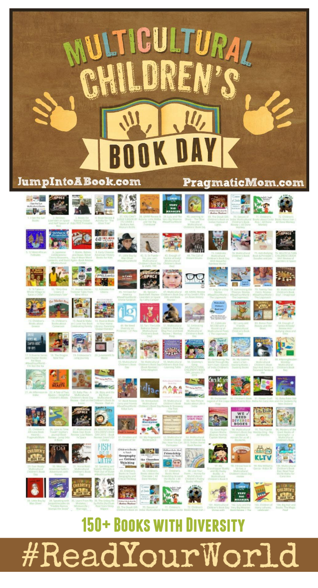 Celebrating Multicultural Children's Book Day